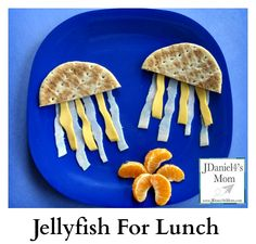 Jellyfish for Lunch