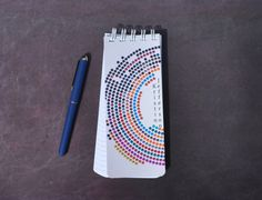 A personal favorite from my Etsy shop https://www.etsy.com/listing/274574298/spiral-bound-to-do-list-note-pad