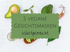 Beauty Spa Day: selbstgemachte vegane Gesichtsmasken