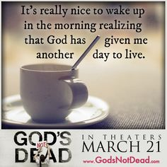 http://en.wikipedia.org/wiki/God's_Not_Dead_(film) #GodsNotDead