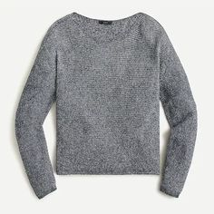 J.Crew: Boatneck Beach Sweater In Linen Beach Sweater, Men Sweater, Boat Neck, My Wardrobe, Cashmere Sweaters, New Outfits, Mens Suits, J Crew, Pullover