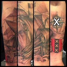 Bij DaRocks Tattoo
