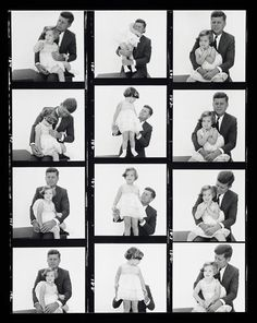 father and daughter : By Richard Avedon