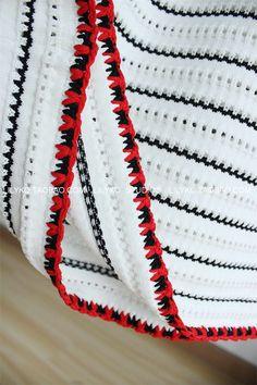 Ayuko studio 独特提花工艺款 红色撞色锁边针织无袖背心连衣裙-淘宝网 Knitted Fabric, Knit Crochet, Stitch Patterns, Knitting Patterns, Knit Purl Stitches, Knitwear Fashion, How To Purl Knit, Thing 1, Hand Knitting