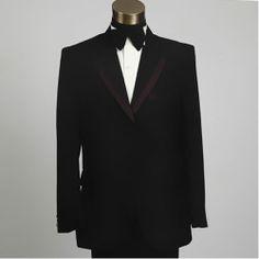 Black Modern Vintage Dress Clothes Suits Tuxedos for Men Wedding Prom Vintage Wedding Suits, Modern Vintage Dress, Modern Vintage Weddings, Vintage Style Dresses, Wedding Men, Vintage Fashion, Wedding Dresses, Wedding Stuff, Retro Vintage