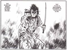 Deadline is reporting Kamala Flms has acquired film rights to the Kazuo Koike-created 1970s Japanese manga Lone Wolf and Cub, attaching David & Janet Peoples to write the script with FAST FIVE's Justin Lin attached to direct. The scribes have impressive credits including BLADE RUNNER, UNFORGIVEN, and TWELVE MONKEYS. While I am not sold on Lin as a director just yet, the script is in capable hands at this point.