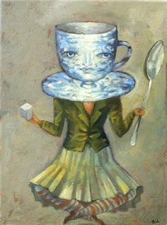 Amanda Upton http://artistsandtea.blogspot.ru/