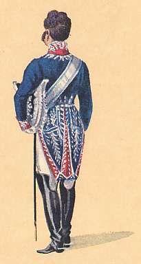 Baviera Fanteria di linea 1812 generale