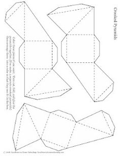 fun paper craft and puzzle