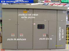 SUBESTACION  MARCA ELECTRO PUENTE  CLASE 34.5 KV NEMA 3R