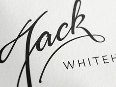 Jack Whitehall by Matt Vergotis #dribbble