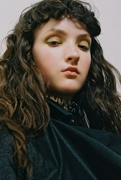 Angela Longton for Interview Russia