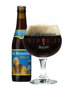 Beer St.Bernardus Abt 12, St. Bernardus Brewery, Belgium.