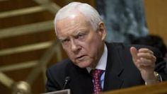 WATCH: Normally Quiet Orrin Hatch Finally Loses It… Goes OFF on Senate Dems