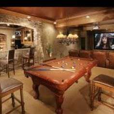 Cool woman cave