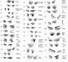 how to draw anime | anime male eyes photo Anime_Eyes___Male_by_Dredogol.jpg