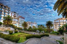 Jardin des roses; Algiers, Algeria.