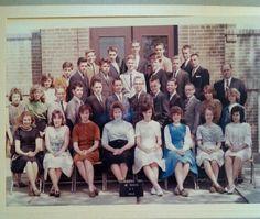 Blackwood Jr. school   (Me,corner right front row in pink )  1963