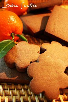 Puro placer: Galletas de Chocolate amargo y Mandarina