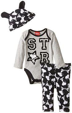 Amazon.com  Peanuts Baby Boys  2pc T-Shirt and Legging Set  Clothing 0f674396d