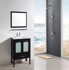 "Madrid 24"" Bathroom Vanity - Royal Bath Place $269"