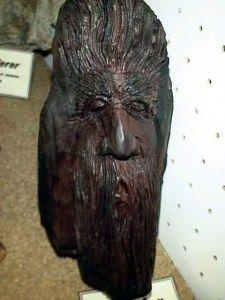 Driftwood Burl Wood spirit