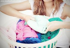 How to remove the 10 most common laundry stains