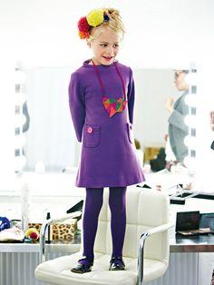 A-line Dress 09/2012 burda 151 (enkel patroon)