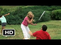 ▶ Ula Takes a Beating - 50 First Dates (4/8) Movie CLIP (2004) HD - YouTube
