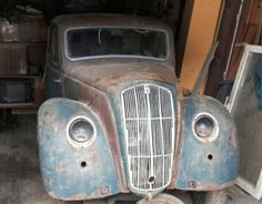 My Morris bought in 2016. J'm looking for the missing parts.