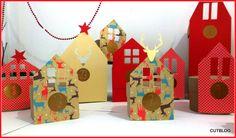 ADVENTNÍ KALENDÁŘ Advent Calendar, Holiday Decor