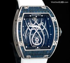 "Watches By SJX: Up Close with the Richard Mille RM 19-01 ""Natalie ..."