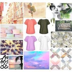 t-shirts palette