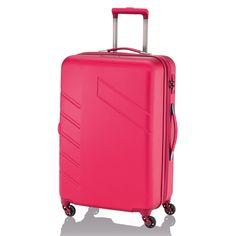Großer #Reisekoffer Tourer von travelite bei Koffermarkt: ✓4 Rollen ✓76x53x29 cm ✓109 l Packvolumen ✓aus ABS ✓TSA-Schloss
