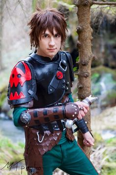 This Is One Hell Of A Hiccup Cosplay Read more at http://fashionablygeek.com/costumes/hiccup-cosplay/#VrxvYdQPwoBYxgV1.99