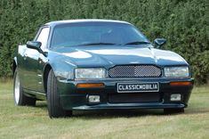 Aston Martin Virage Coupe for sale in United Kingdom | Classic and Performance Car