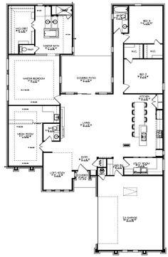 Blueprint 1960s vintage architectural plans modern house plan blueprints malvernweather Image collections