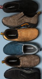 Women - Ashford Classic Chukka - Boots | Merrell Winter Hiking, Men Hiking, Casual Boots, Casual Sneakers, Leather Slip Ons, Suede Leather, Merrill Shoes, Best Hiking Shoes, Waterproof Hiking Boots