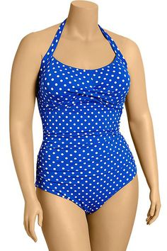 782ef61f9c566 Plus Size Swimwear - Cute And Affordable Bathing Suits
