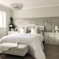 Master Bedroom Interior, Diy Home Decor Bedroom, Room Ideas Bedroom, Bedroom Colors, Bedroom Wall, Room Design Bedroom, Master Bedroom Makeover, Bedroom Decor For Teen Girls, Decoration