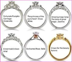 disney engagement rings 2013 - Google Search