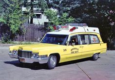Specialty Warning Systems   Evolution of the Ambulance