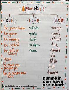 pumpkin anchor chart