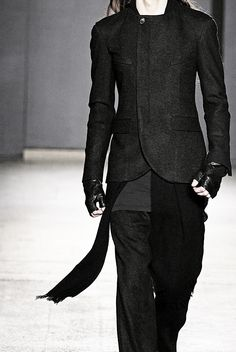 skt4ng:  Alexandre Plokhov A/W 12 @ New York Fashion Week
