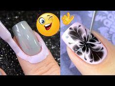 Топ 10 удивительные дизайн ногтей Сентябрь 2017 - YouTube