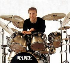 Gregg Bissonette. Incredible behind the drums, and a heck of a nice guy too!