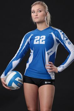 Make a statement, feel great and perform in comfort. The Absolute Women's Volleyball Sublimated jersey was one of the first to launch in Still high demand today. - Offered in Long Sleeve, Cap Sl Volleyball Poses, Volleyball Uniforms, Volleyball Senior Pictures, Female Volleyball Players, Women Volleyball, Volleyball Team, Beach Volleyball, Volleyball Shorts, Volleyball Photography