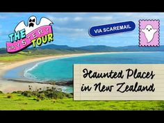 Haunted Places and Urban Legends In New Zealand 👻🇳🇿 Places Around The World, Around The Worlds, Urban Legends, Haunted Places, New Zealand, Tours, Youtube, Youtubers, Youtube Movies