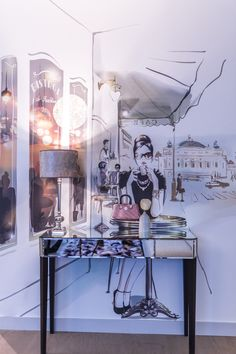 Deco Hôtel - Sophie Griotto Illustration