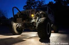 jk offroad lights - Yahoo Image Search Results
